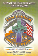 May 24, 2009 East Durham Irish Festival